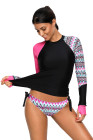 Long Sleeve Tankini