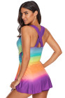 Tie Dye Swim Dress