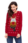 Christmas Reindeer Sweater