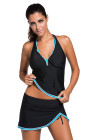 Tankini Skort Swimsuit