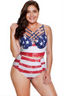 American Flag Swimsuit