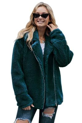 Куртка-заявка из шерпа с карманами Green Breaker