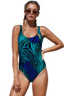 Animal Pattern Maillot