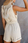 Romper with Belt