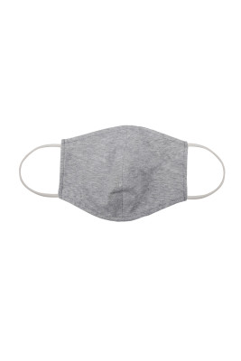Heathered Gray Anti-dust Anti-pollution Adult Face Mask