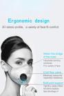 Gesichtsmaske mit Ventil