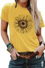 Camiseta Base Girasol Amarilla