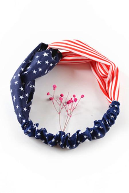 عقال القماش طباعة العلم الولايات المتحدة الأمريكية