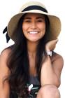 قبعة شاطئ سترو صن بيج