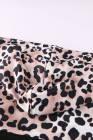 леопардовый худи
