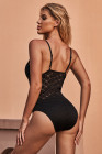 Sexy Crochet Push Up One-piece Swimsuit