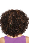 Brown Afroamerikaner Brünette Frau Perücke