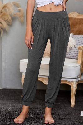 Pantaloni da salotto alla moda grigi