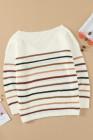 Suéter a rayas