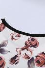 Топ Vintage Vibes с цветочным принтом