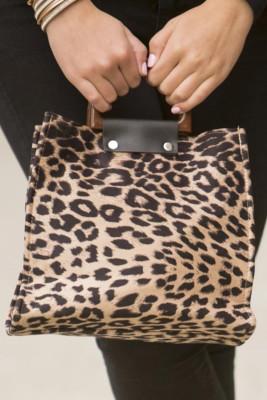 حقيبة يد ليوبارد