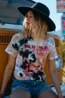 Camiseta Led Dye Tie Zeppelin