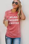 Mama Needs Coffee Tee