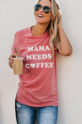 Маме нужна футболка с кофе