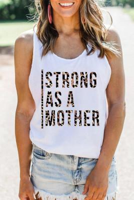 Tan fuerte como una madre leopardo