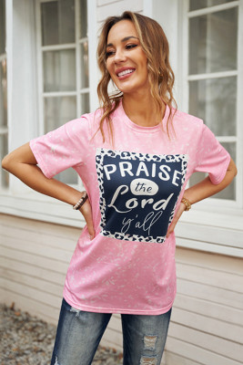 Praise The Lord Tee