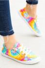 حذاء رياضي مريح Tie-Dye