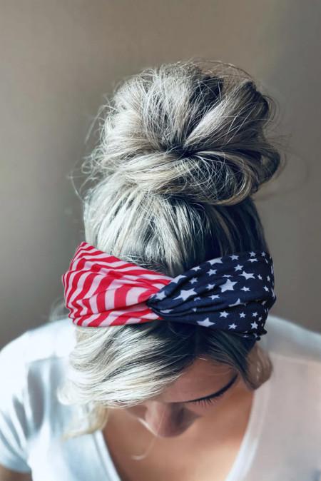 عقال العلم الأمريكي
