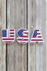 علم نمط الولايات المتحدة الأمريكية نموذج جدار باب ديكور المنزل